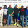 DHR17 - riders and crew