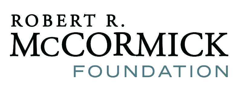 Robert R McCormick foundation logo