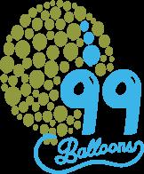 99 Baloons logo